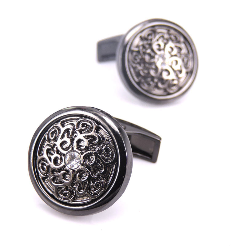 Cufflinks South Africa | Classic | Laser Engraved Design | Unique Gift Ideas for Him | for Dad | for Men | for Males | for Husband | for Brother | for Boyfriend | for Grandad | for Friends | for Birthday | Gifting Made Simple