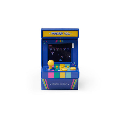Legami Mini Arcade Game | Open | Unique Gift Ideas for Her | for Mom | for Women | for Females | for Wife | for Sister | for Girlfriend | for Grandma | for Friends | for Birthday | Gifting Made Simple | Unique Gift Ideas for Him | for Dad | for Men | for Males | for Husband | for Brother | for Boyfriend | for Grandad
