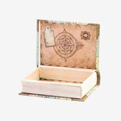 Small Treasure Box - Maps
