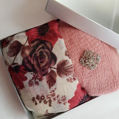 Bespoke Gift Boxes | Mini Fashion Gift Box | In box | Unique Gift Ideas for Her | for Mom | for Women | for Females | for Wife | for Sister | for Girlfriend | for Grandma | for Friends | for Birthday | Gifting Made Simple