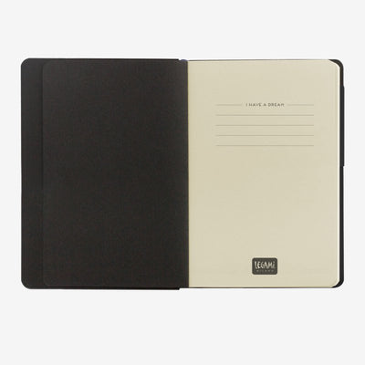 My notebook black first page legami gifts gift ideas gifting made simple