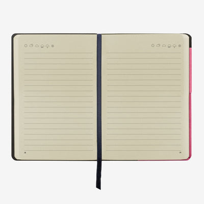 My notebook magenta middle legami gifts gift ideas gifting made simple