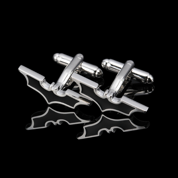 Cufflink novelty - bat