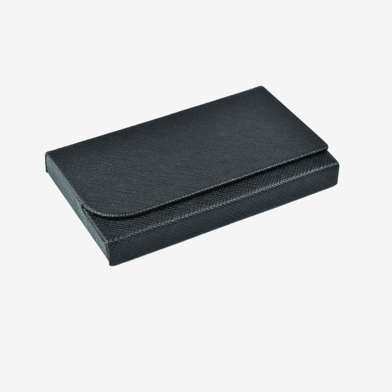 Nice To Meet You - Card Holder - Black | Gift Ideas For Him | Gifting Made Simple
