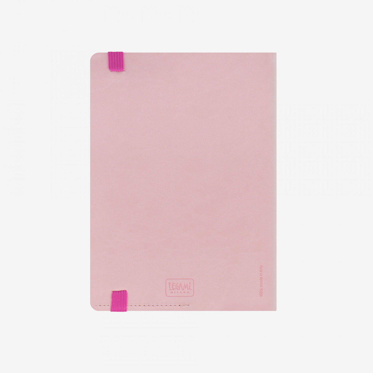 My notebook pink back legami gifts gift ideas gifting made simple
