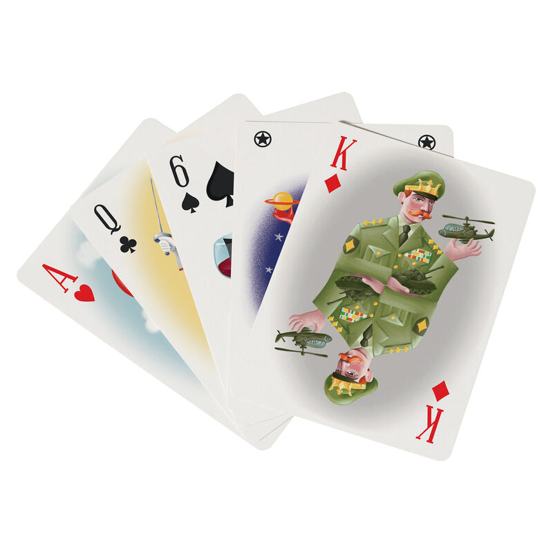 Legami Playing Cards Front | Vintage Memories | Gift Ideas For Him | For Brother | For Men | For Husband | Gifting Made Simple
