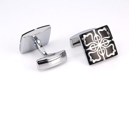 Cufflinks South Africa | Classic | Square Royal | Unique Gift Ideas for Him | for Dad | for Men | for Males | for Husband | for Brother | for Boyfriend | for Grandad | for Friends | for Birthday | Gifting Made Simple