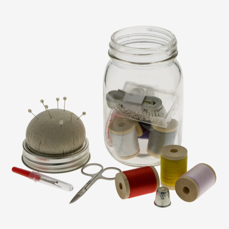 Sewing Jar Kit
