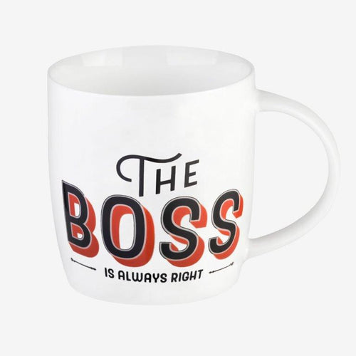 Good Morning Mug - The Boss