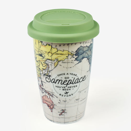 Porcelain travel mug travel gifts gift ideas gifting made simple