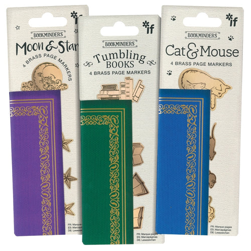 IF bookmarks page markers cat gifts ideas gifting made simple
