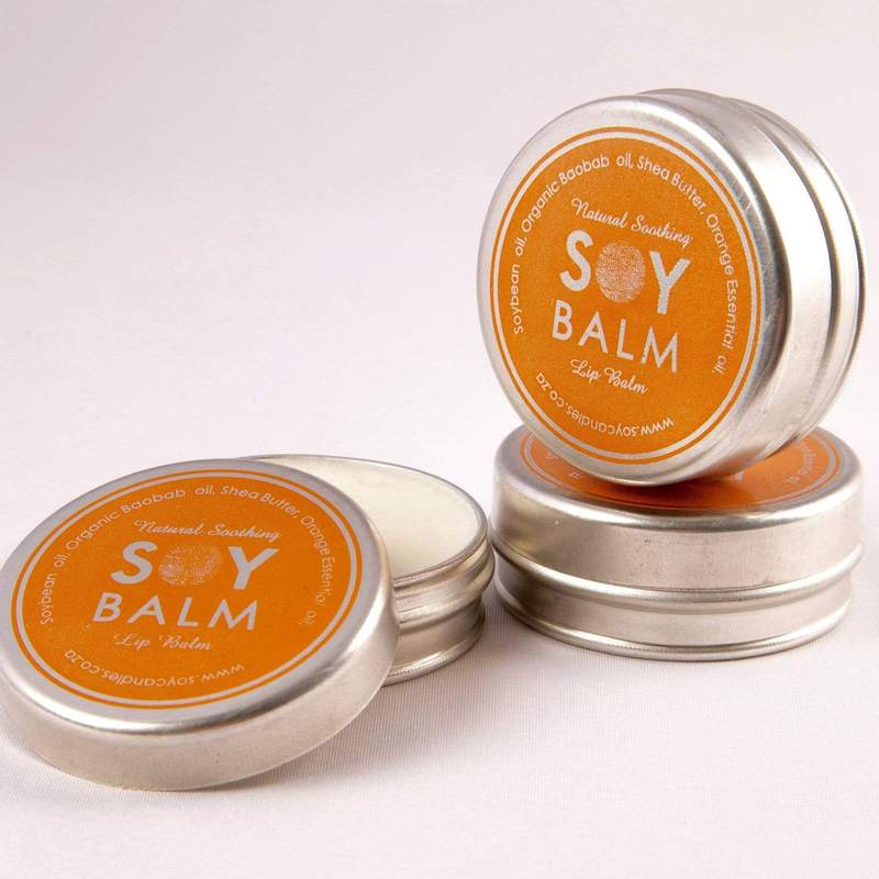 SoyLites Lip Balm | Fresh Orange | Unique Gift Ideas for Her | for Mom | for Women | for Females | for Wife | for Sister | for Girlfriend | for Grandma | for Friends | for Birthday | Gifting Made Simple