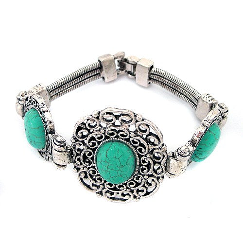 metallic mermaid turquoise vintage bracelet gifts gift ideas gifting made simple