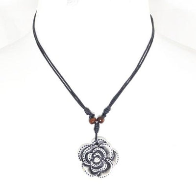 Metallic Mermaid Rose Necklace Gifts Gift Ideas Gifting Made Simple
