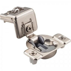 "Dura-Close 1 1/2"" Overlay Compact Soft Close Hinge w/ 8mm Dws"