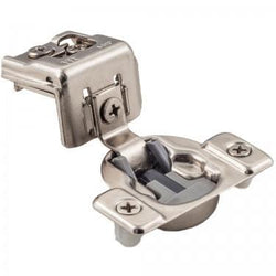 "Dura-Close 1 3/8"" Overlay Compact Soft Close Hinge w/ 8mm Dws"