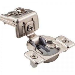 "Dura-Close 1 1/4"" Overlay Compact Soft Close Hinge w/ 8mm Dws"