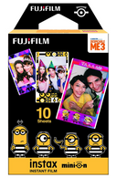 INSTAX MINI FILM: MINION MOVIE VERSION    (CHARACTER FILMS)