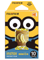INSTAX MINI FILM: MINION STANDARD VERSION    (CHARACTER FILMS)