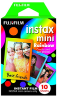 INSTAX MINI FILM: RAINBOW