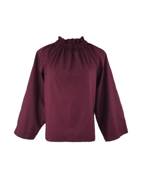 The Peak Top in Maroon