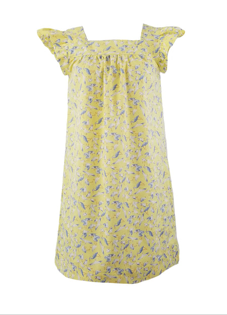 The Hilton Shift Dress in Grand Flower