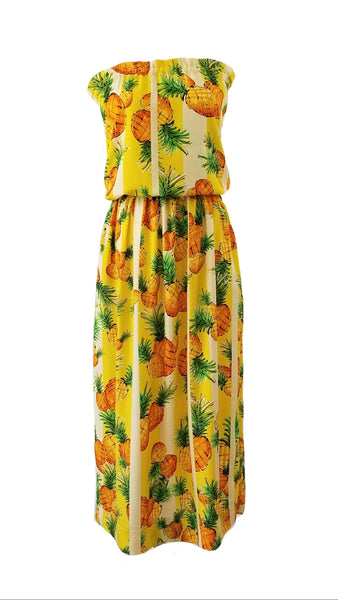 The Mini Derby Maxi dress in Cabana Queen
