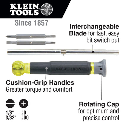 4-in-1 Precision Electronics Screwdriver (32581)