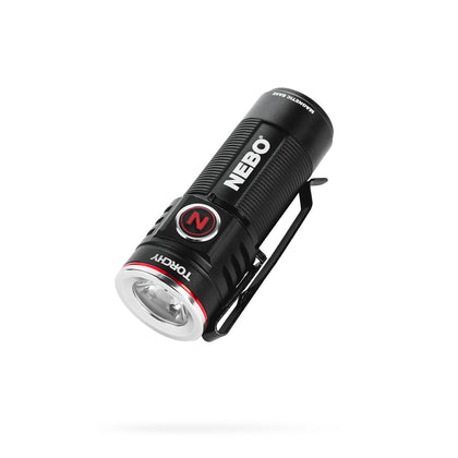 TORCHY Compact, High Lumen Rechargeable Flashlight