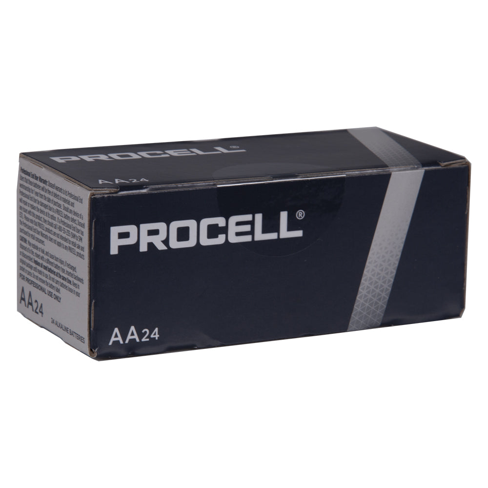 Procell AA Alkaline Batteries (24 Pack)