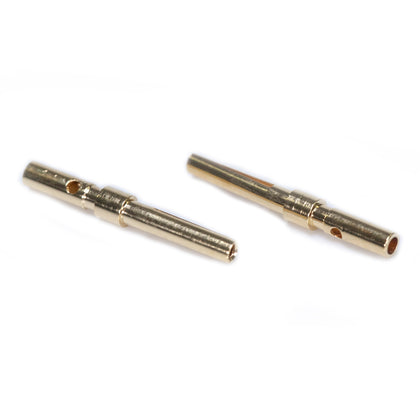 DH-PIN/F Female D-Sub Crimp Connectors (100ct)