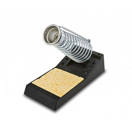Soldering Tool Stand with Base Sponge & Receptacle