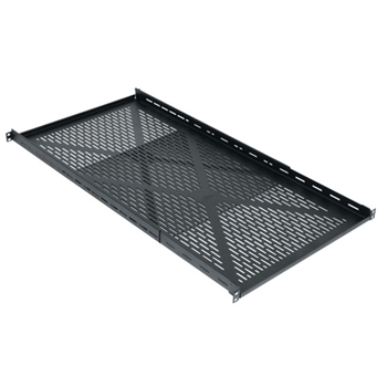 Adjustable Telescoping Rack Shelf, 27