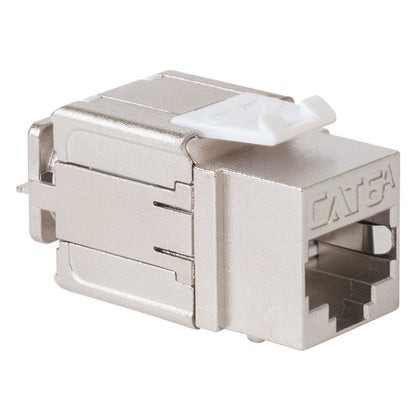 CAT6A RJ45 Keystone Jack in FTP for HD Style
