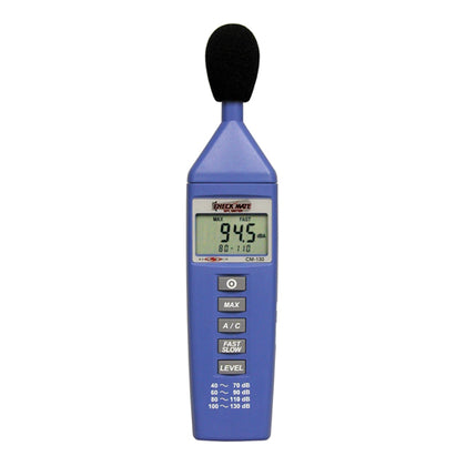 Check Mate - Battery Operated SPL Meter