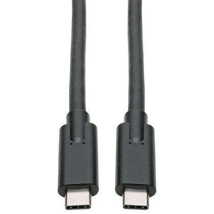 USB-C Cable (M/M) - USB 3.1, Gen 1 (5 Gbps), 5A Rating, Thunderbolt 3 Compatible, 6 ft.
