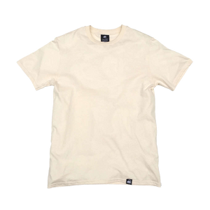 Natural Canvas Tee - Iron & Stitch
