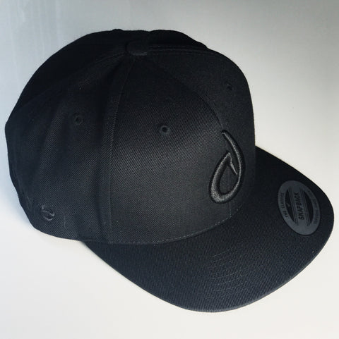 Dabble Logo Snapback(Black)