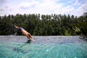 Finding #dreampools in Bali