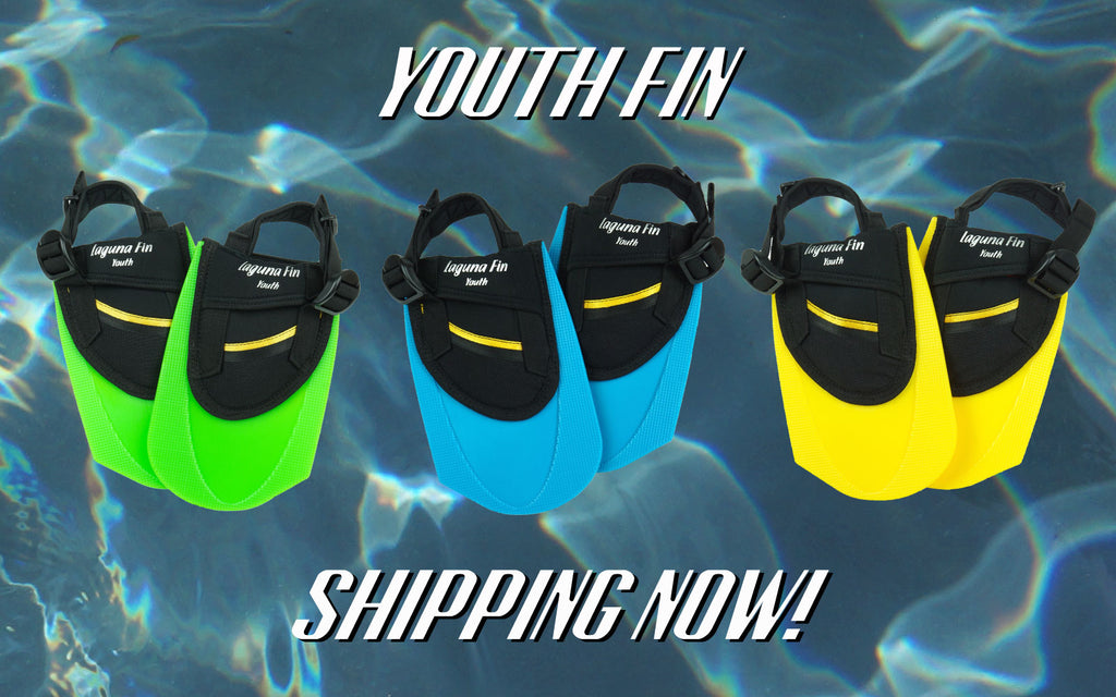 Laguna Youth Fin Shipping Now