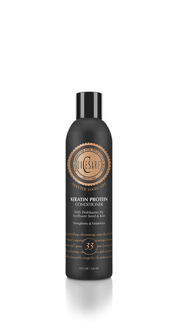 Keratin Protein Conditioner - Lightweight, Volumizing Conditioner Infused with Keratin, Sunfl­ower Oil and Kiwi Extract.