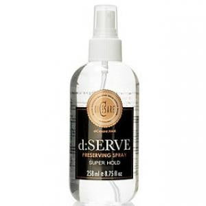 d:SERVE Preserving Spray