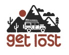 Get Lost PVC Patch