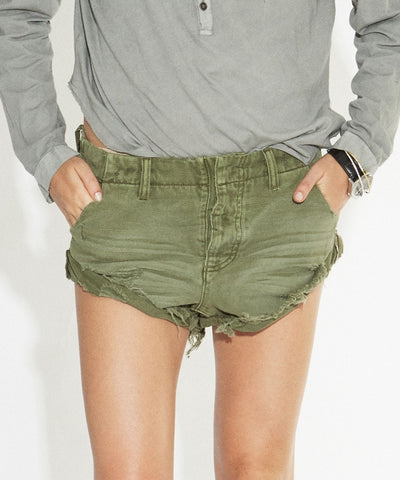 MILITAIRE SAILOR SHORTS