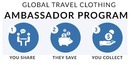 Global Travel Clothing Affiliate Program