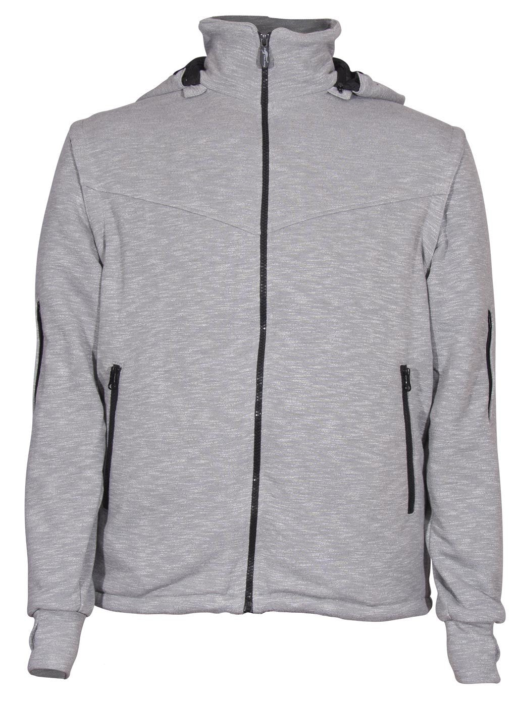 Gray Travel Joey Jacket
