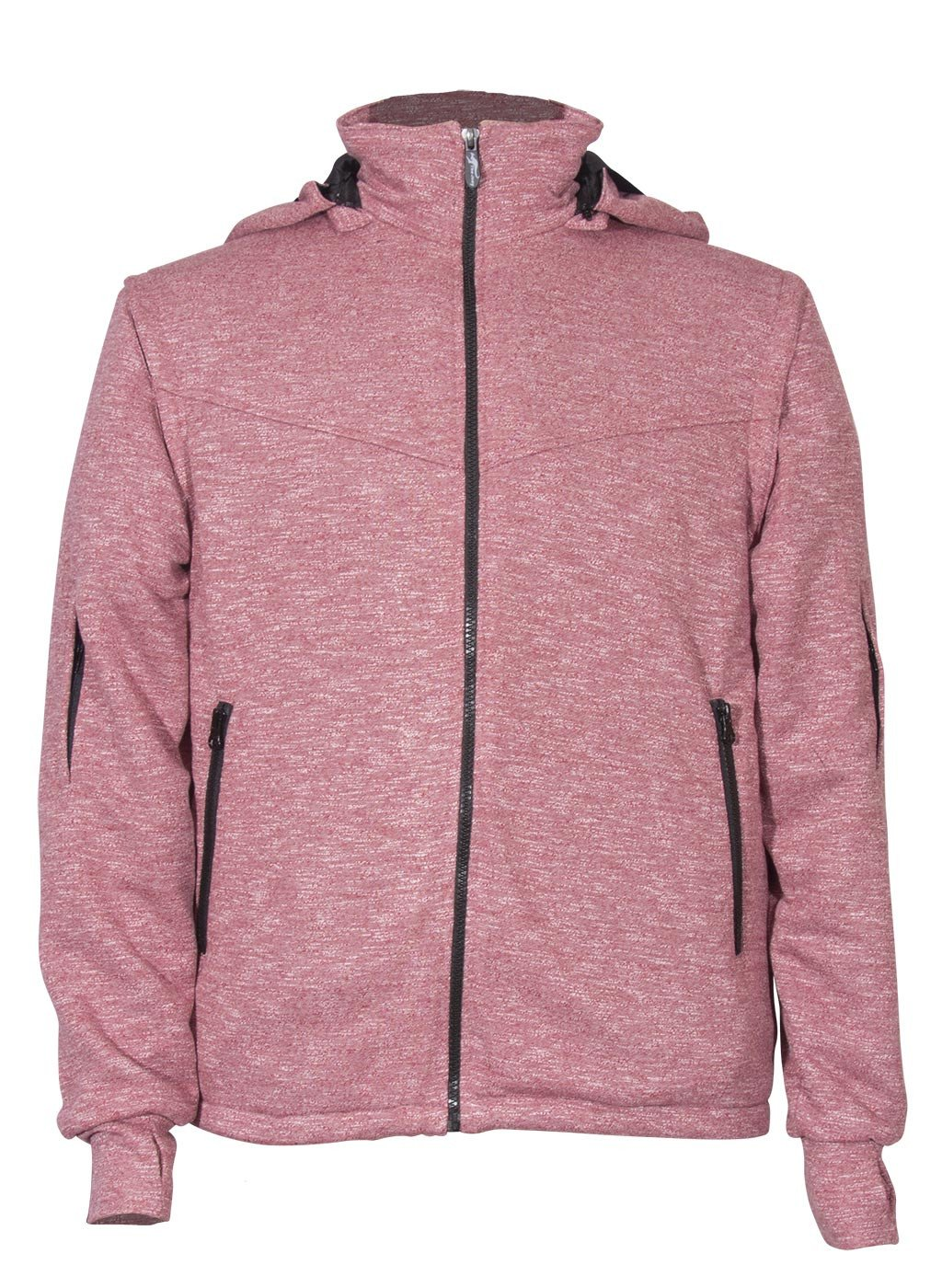 Red Joey Travel Hoodie | Global Travel Clothings