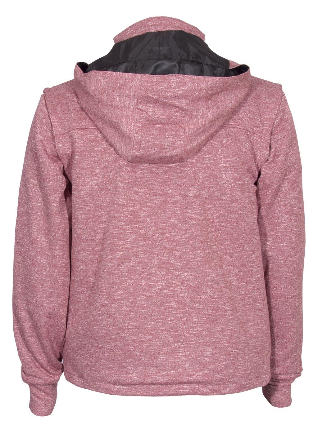 Red Joey Travel Hoodie | Global Travel Clothing
