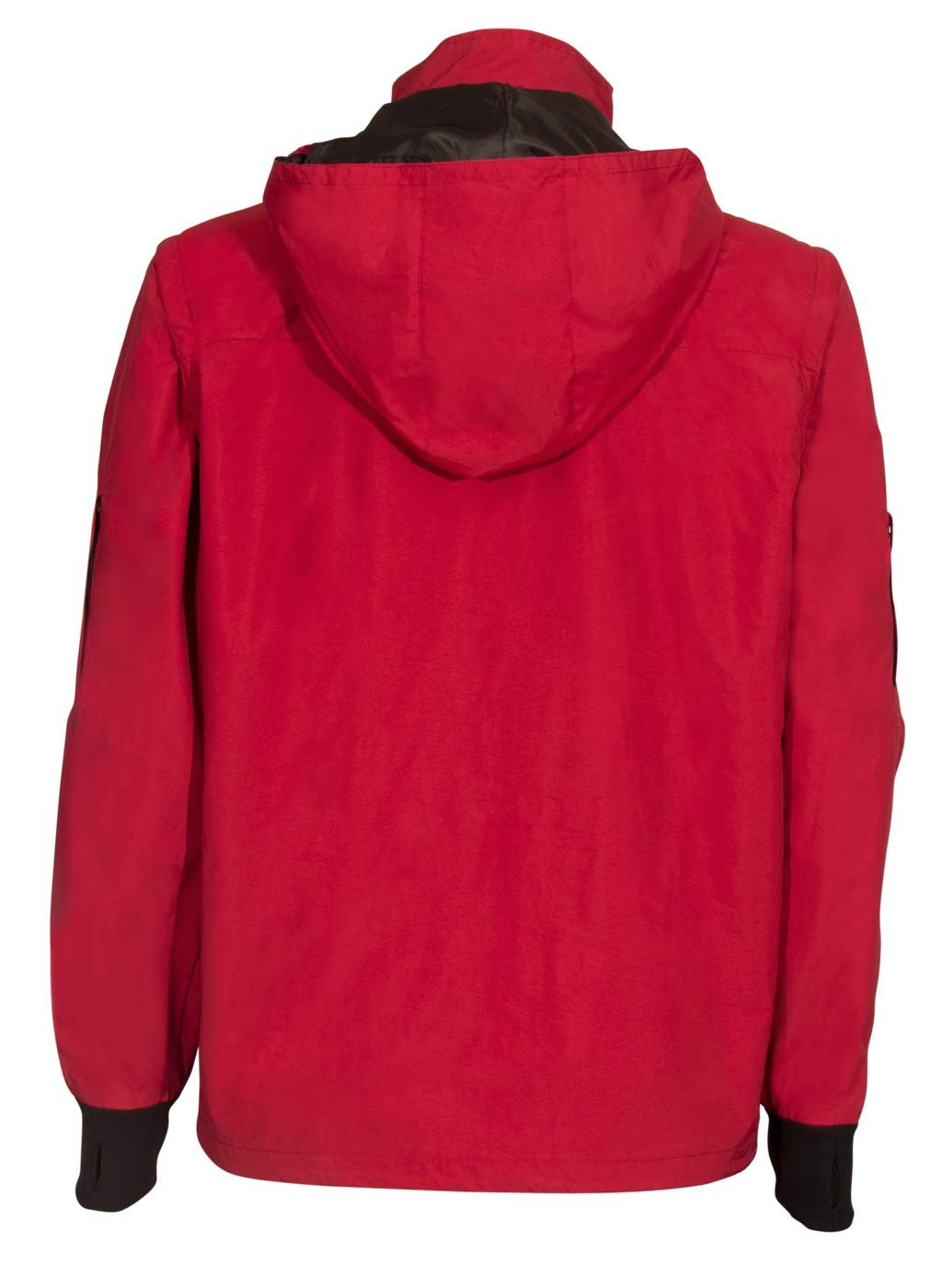 Red Womens Soft Shell Travel Jacket | Global Travel Clothing