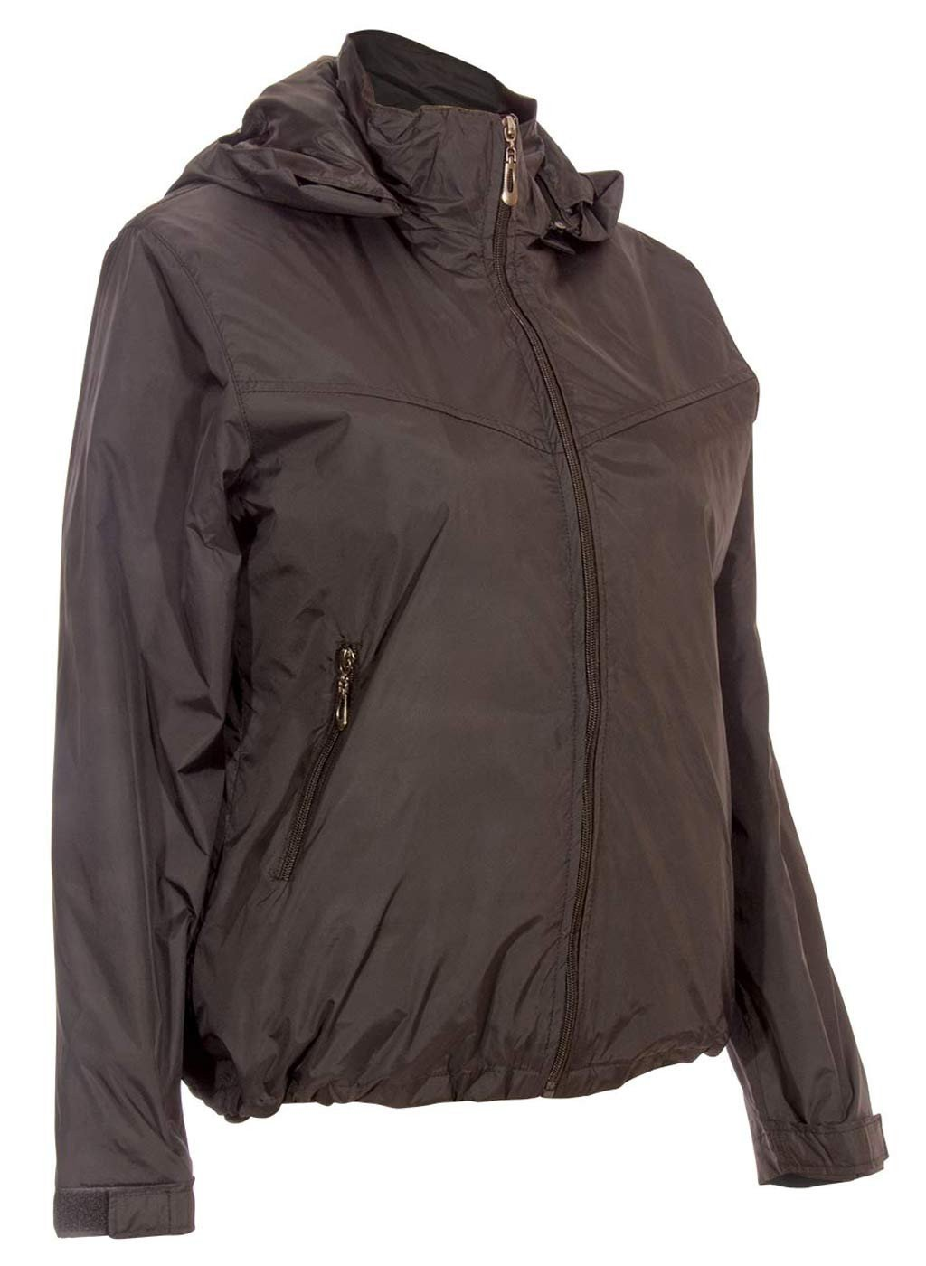 Black Travel Windbreaker | | Global Travel Clothings